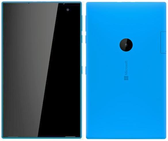Tableta anulată Microsoft Mercury apare în randari postume mulţumită lui @evleaks