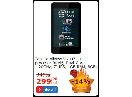Allview Viva i7 la reducere