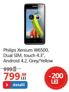 Pret Philips Xenium W6500