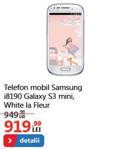 Samsung Galaxy S3 Mini La Fleur
