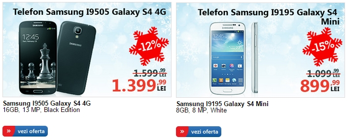 """eMAG prezintă campania de reduceri """"Zilele Samsung""""; prețuri speciale la smartphone-uri și tablete"""