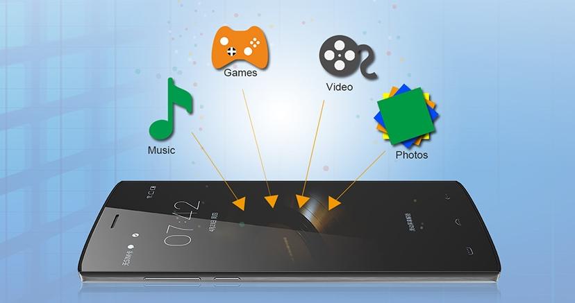 Smartphone-ul HomTom HT7 Pro aduce 2 GB RAM și o baterie de 3000 mAh, totul pentru doar 89.99 dolari