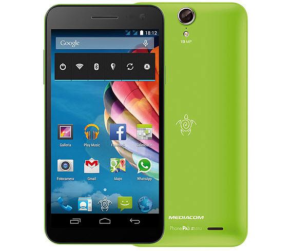 PhonePad Duo S551U