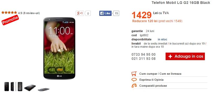 LG G2 - PRet Cel.ro