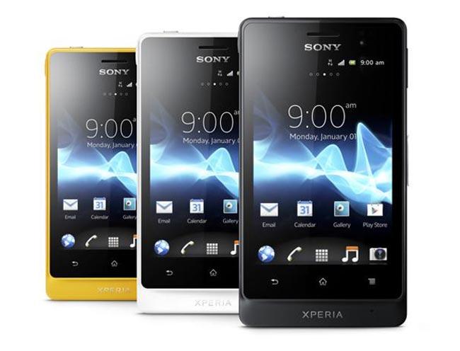 Sony Xperia Go - 1.399 lei