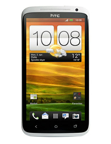 Pret HTC One X