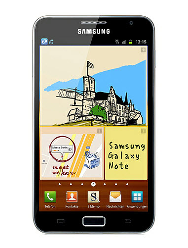 Pret Samsung Galaxy Note