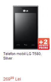 LG T580