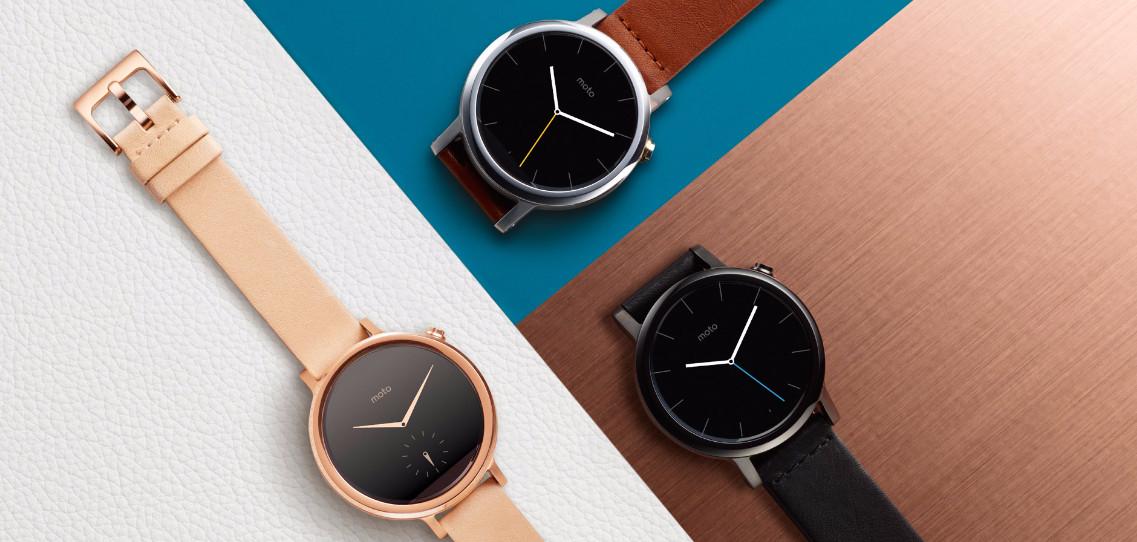 QuickMobile aduce în premieră noul smartwatch Motor 360 2nd Gen; iată ce versiuni sunt disponibile