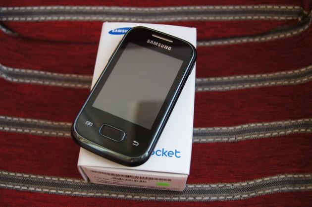 Samsung Galaxy Pocket - 419 lei