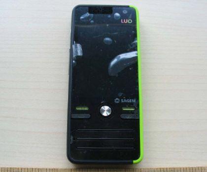 FCC aproba telefonul Sagem Roxy
