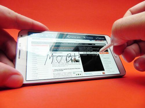 Prezentare Samsung Galaxy Note 3