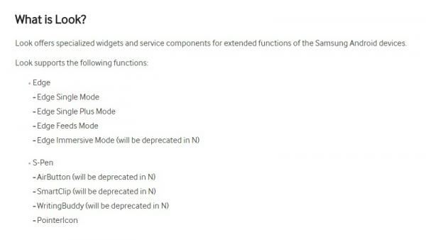 Noi scăpări ale lui Samsung Galaxy S7 oferă indicii legate de Android N şi suport pentru stylus