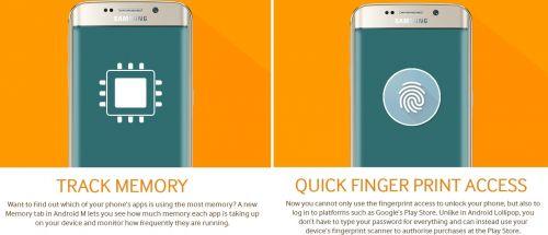 Samsung oferă un preview al funcțiilor din Android Marshmallow prin intermediul unui infografic