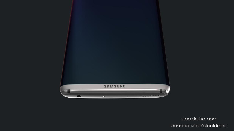 Samsung Galaxy S8 primeşte o randare concept prematură, dar care arată excelent (Video)