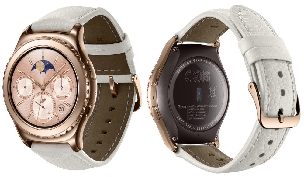 CES 2016: Samsung lansează versiunile Rose Gold 18K și Platinum pentru ceasul Gear S2; ni se promite și suport iOS