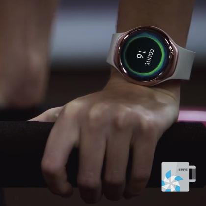 Samsung pregăteşte un nou fitness tracker, cu numele de cod SM-R150 şi prezentat într-o serie de imagini
