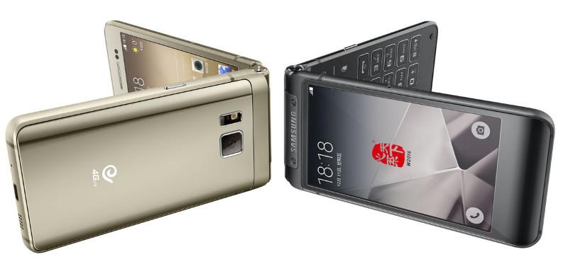 Samsung Galaxy S6 devine telefon cu clapeta, sub forma lui Samsung W2016