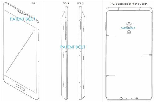 Samsung câștigă noi brevete de design pentru un viitor telefon din gama Galaxy și pentru o serie de carcase