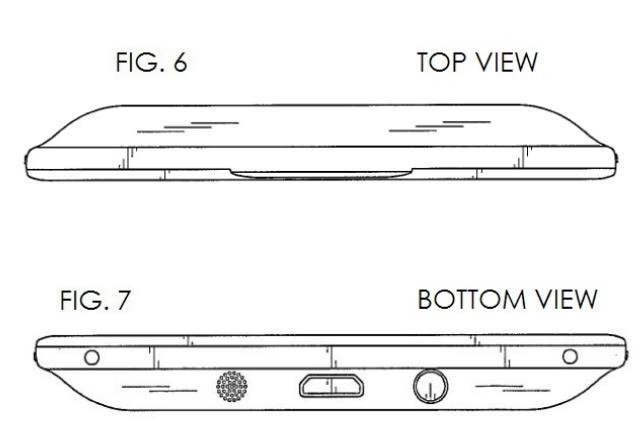 Biroul de Brevete și Trademark US a acordat astăzi celor de la Samsung o serie de noi 7 brevete de design