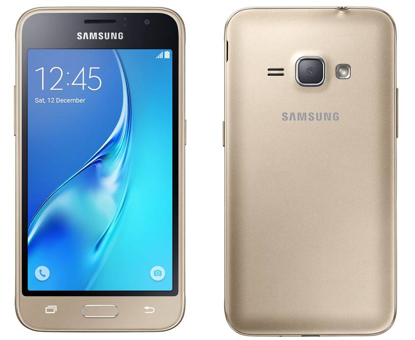 Samsung Galaxy J1 (2016) îşi face apariţia în randări oficiale, nu schimbă mult față de Galaxy J1