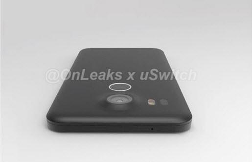 LG Nexus 5 2015 primeşte randări 3D şi un clip video; Scannerul pentru amprente confirmat, butoanele fizice se află lateral