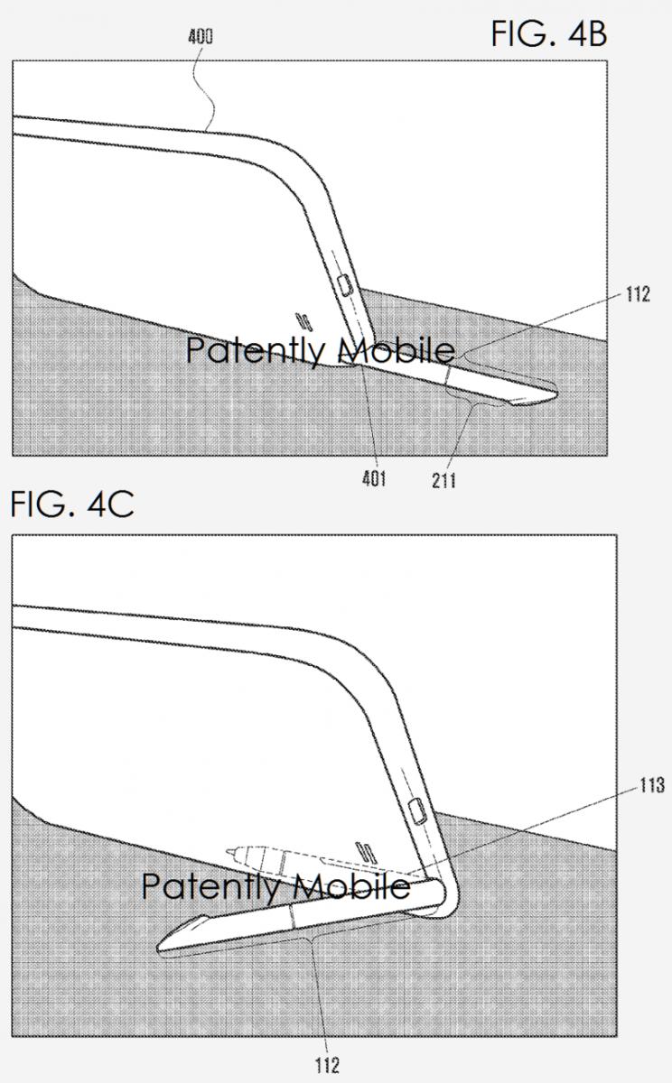 Stylusul S-Pen de la Samsung ar putea fi folosit drept kickstand, conform unui brevet nou