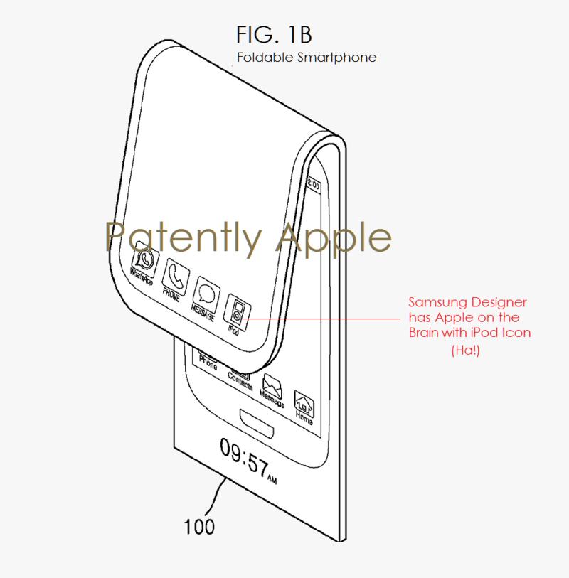 """Samsung explorează diferite formaturi de telefoane mobile, în căutarea unui """"iPhone Killer"""""""