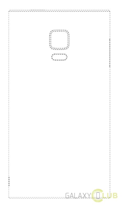 Samsung brevetează un nou tip de design pentru un viitor model Edge, cu muchie curbată în zona inferioară