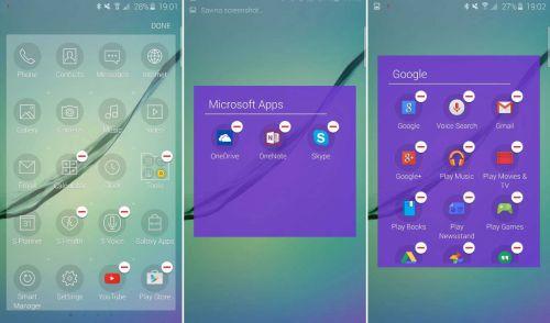 Samsung Galaxy S6 permite ştergerea majorităţii aplicaţiilor de la bordul său, inclusiv a celor Samsung