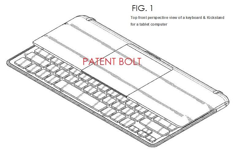 Samsung brevetează un nou design de tastatură pentru tabletele din seria Galaxy