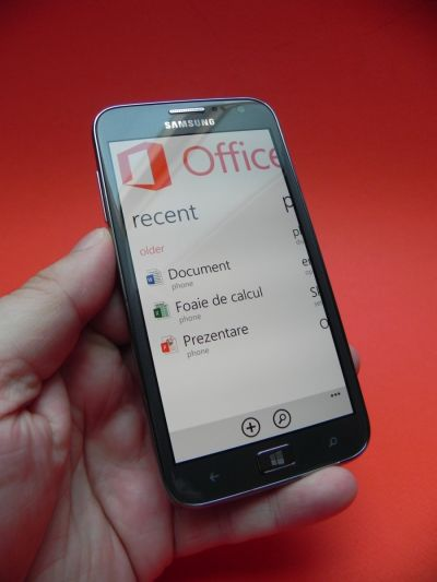 Office - Samsung Ativ S