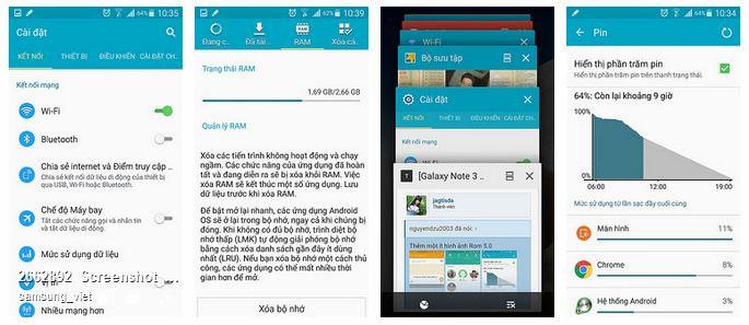 Samsung Galaxy Note 3 primește actualizarea la Android 5.0 În Vietnam, ar putea fi doar o greșeală din partea Samsung