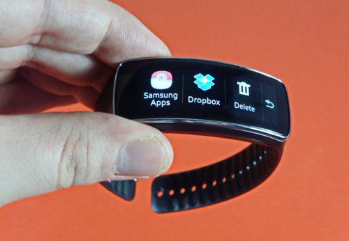 Samsung Gear Fit pareri despre device