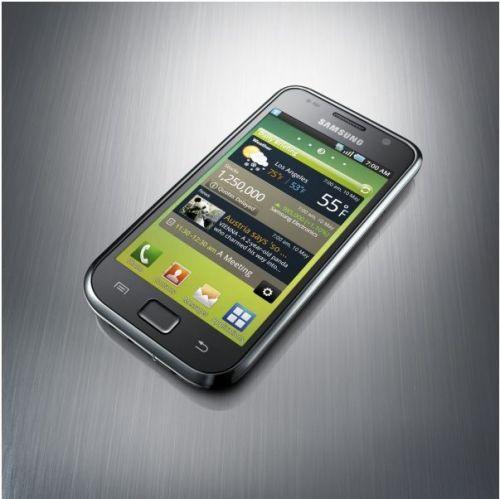 Samsung Galaxy S, handsetul cu ecrtan Super AMOLED de 4 inchi, acum in Romania