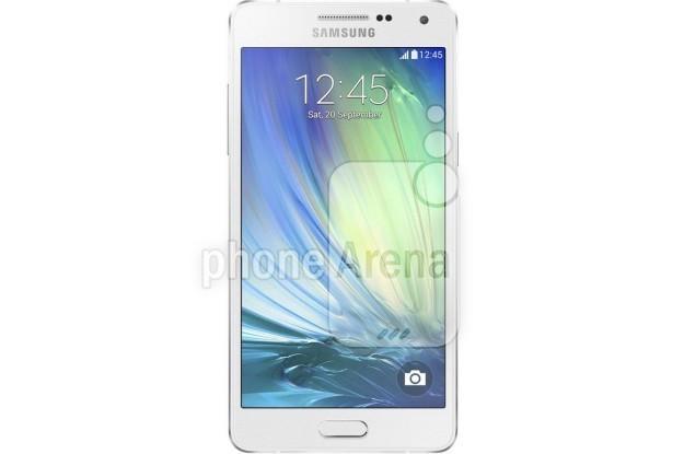 Samsung Galaxy A5 primește o serie de randari oficiale; Iată-le!