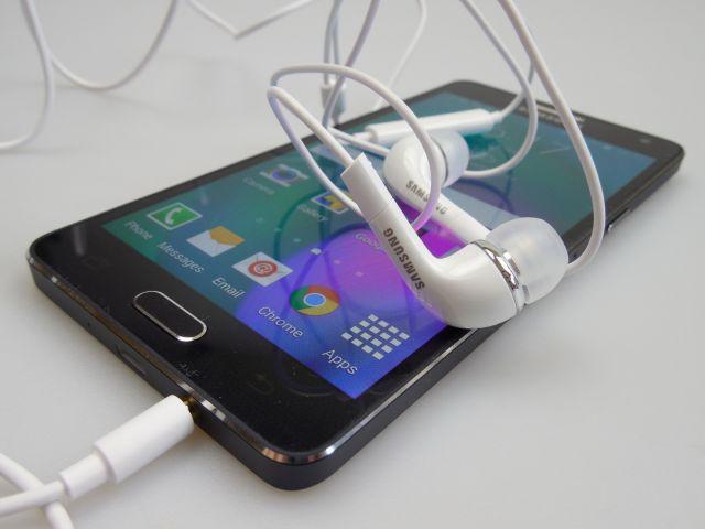 Castile lui Samsung Galaxy A5