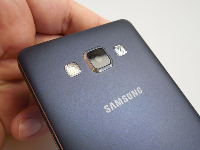 Camera lui Samsung Galaxy A5