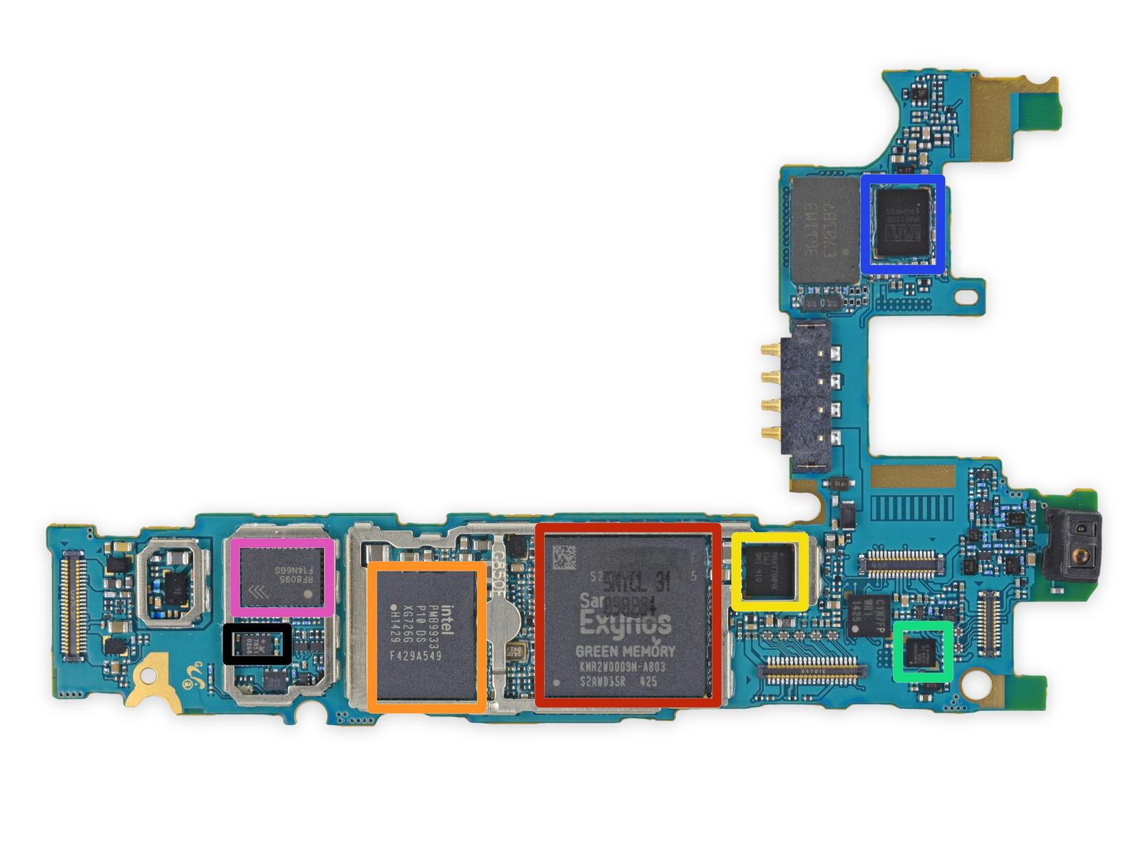 Samsung Galaxy Alpha disecat de iFixit, primește nota 5 pentru ușurință de reparare