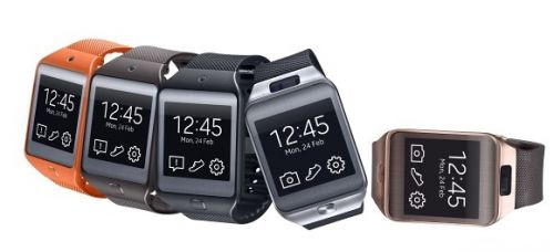 Samsung Galaxy Watches (Gear 2 & Gear 2 Neo)