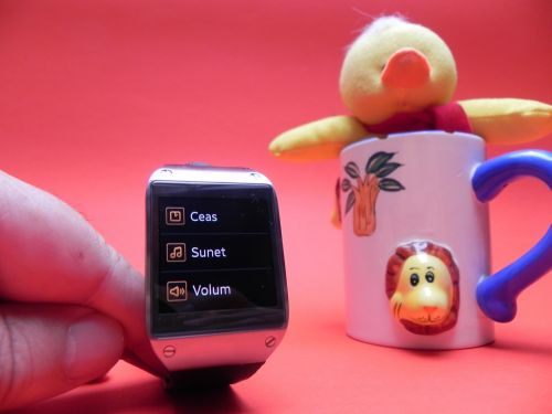 Pret Samsung Galaxy Gear