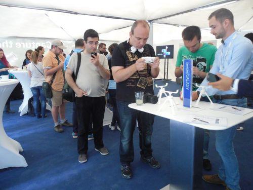 Samsung Galaxy K Zoom - Dan Dragomir