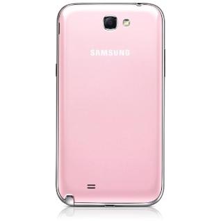 Samsung Galaxy Note II acum pe roz; Cadoul perfect de Valentine's Day și 1 martie?