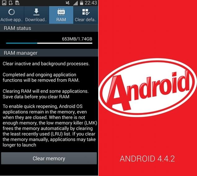 Samsung Galaxy Note II Începe să primească actualizarea la Android 4.4 KitKat la nivel internațional