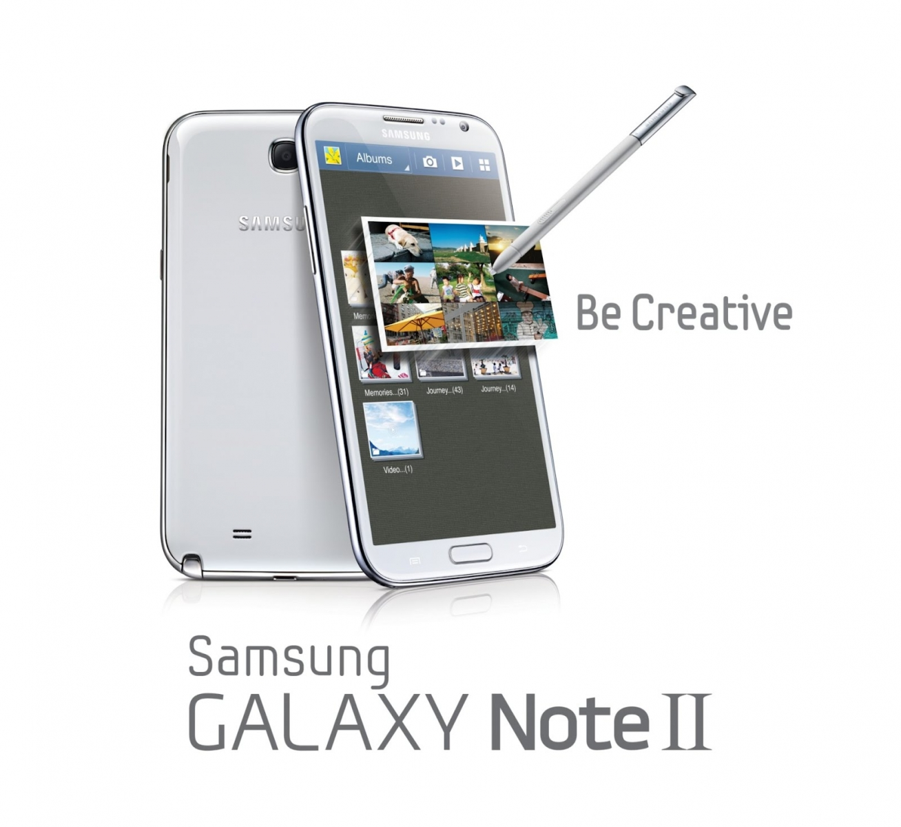 Samsung Galaxy Note II - S-Pen
