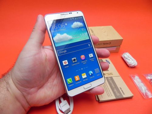 Samsung Galaxy Note 3 pe partea audio