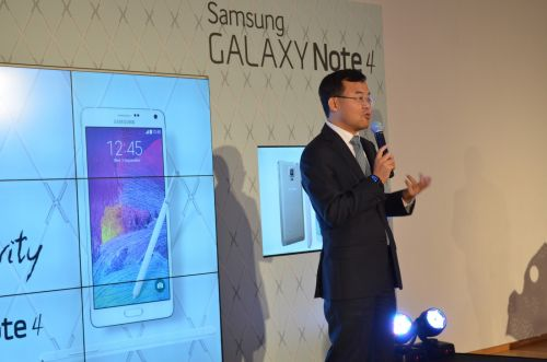 Samsung Galaxy Note 4 lansat oficial in Romania