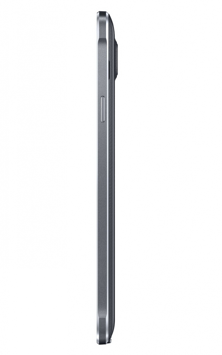 Samsung Galaxy Note 4 din lateral