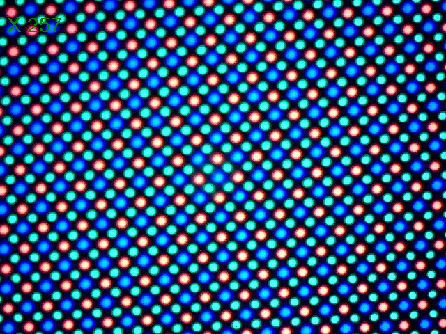 Samsung Galaxy Note 4 - Pixeli de tip Pentile Matrix