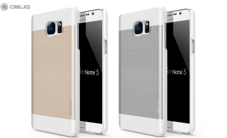 Noi randări cu husele pregătite pentru Galaxy Note 5 ajung pe web, dezvăluind poziția butoanelor fizice